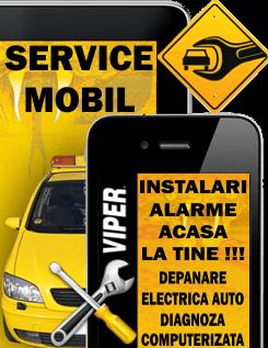 Service Mobil Autogadget - Deplasari La Domiciliu - Alarme Auto